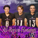 3A Football All-Region Honors