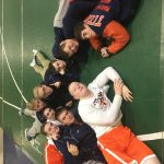 Berea-Midpark High School Varsity Wrestling score 132 points in Day 1 of wrestling at NCC