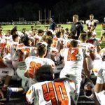 Berea-Midpark High School Varsity Football falls to Bedford High School 68-34