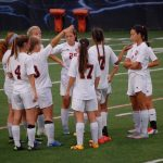 Berea-Midpark High School Girls Varsity Soccer ties Amherst Steele High School 1-1