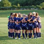 Berea-Midpark High School Girls Varsity Soccer ties Olmsted Falls High School 1-1