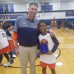 Berea-Midpark High School Girls Varsity Basketball beat Brunswick Senior High School 65-47