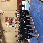 Berea-Midpark High School Girls Varsity Gymnastics finishes 5th place