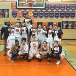 Berea-Midpark Lady Titans Win the SWC Championship!