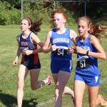 Girls Cross Country Takes 11th at Tiffin