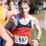 Boys Cross Country at Midwest Meet of Champs
