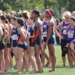 Girls Cross Country at Midwest Meet of Champs