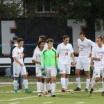 Boys Varsity Soccer Senior Night