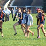 Girls Cross Country SWC Championship