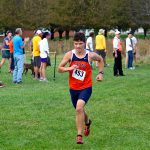 Boys Finish 11th in Northeast Ohio District Meet