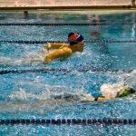Girls Swimming Crushes Comets 118 – 62