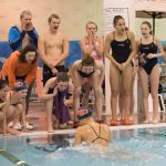 Titans Swimmers Compete at Northwest District Meet