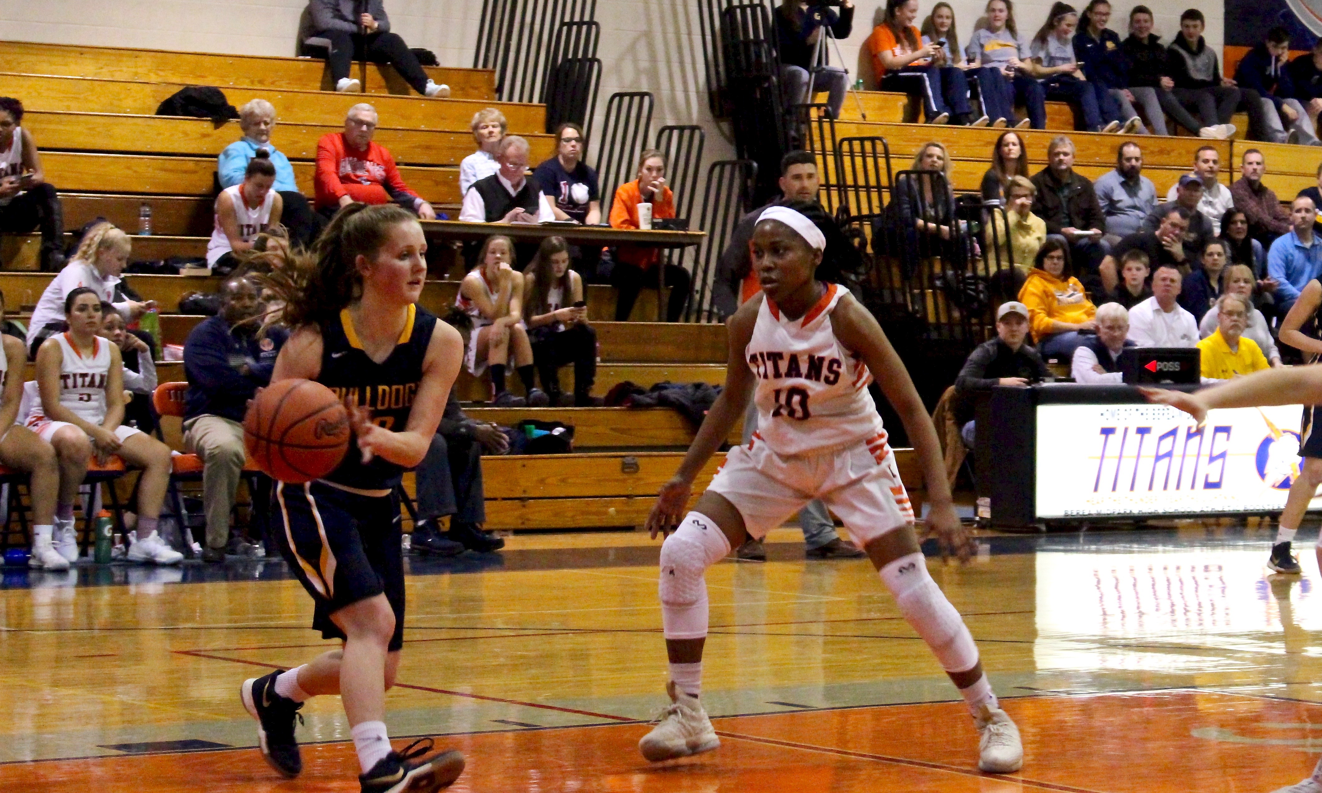 Titans Defeat Rival Olmsted Falls 68 – 64