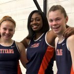 Girls Indoor Track to Compete at State Meet