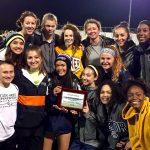 Girls Varsity Track Wins Warrior Relays