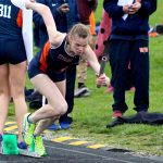 Girls Track and Field Cruise to 102 – 35 Victory Over North Olmsted