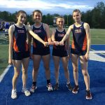 Five Individuals and Two Relay Teams Advance to Regional Track Meet
