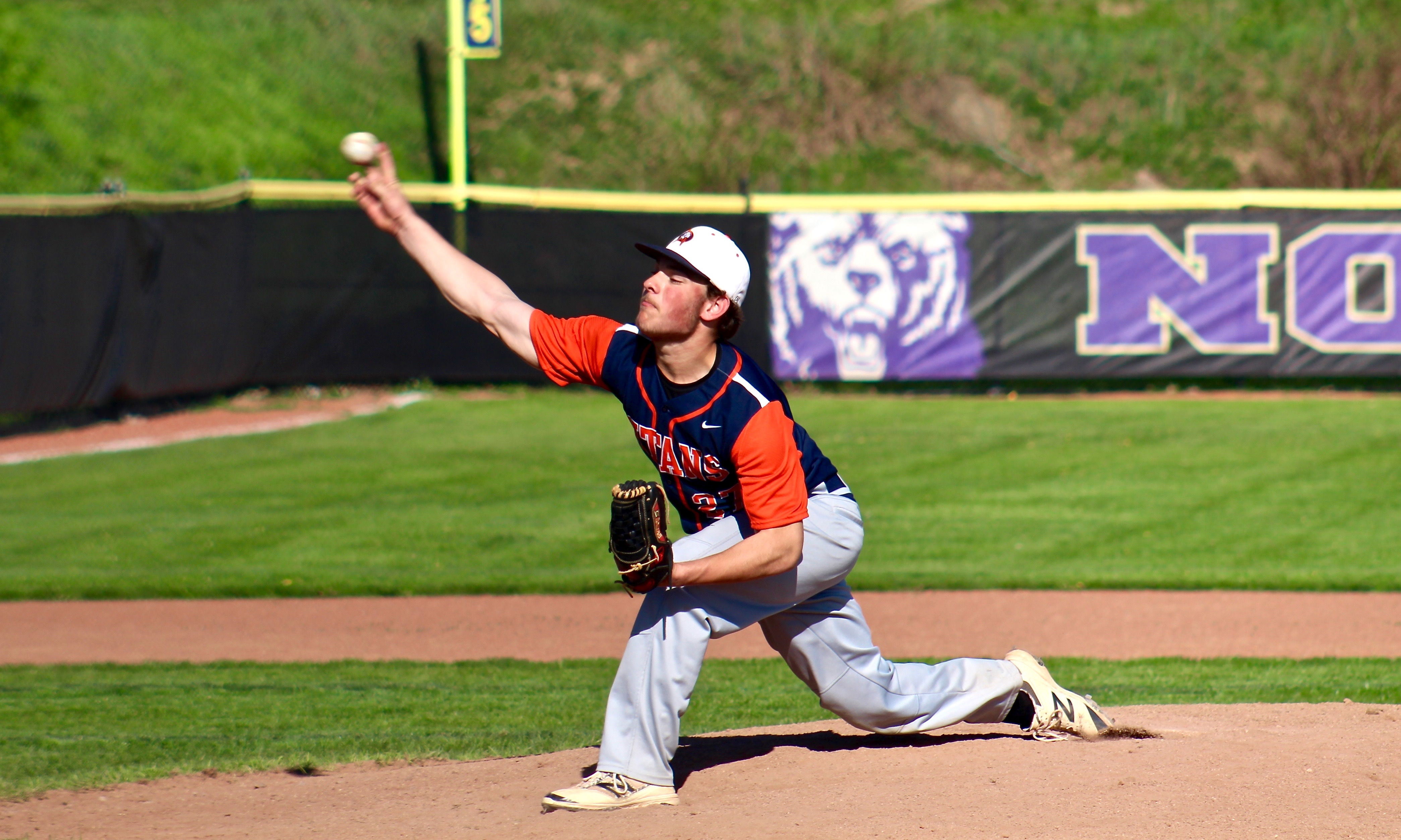 Four Titans Baseball Players Recognized on All-SWC Team