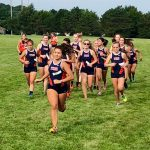 Girls Cross Country Takes Fifth at Conference Preview Meet
