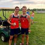 Boys Cross Country Takes Eighth at SWC Preview Meet