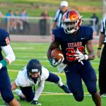 Titans Roll Past North Ridgeville, 52-27