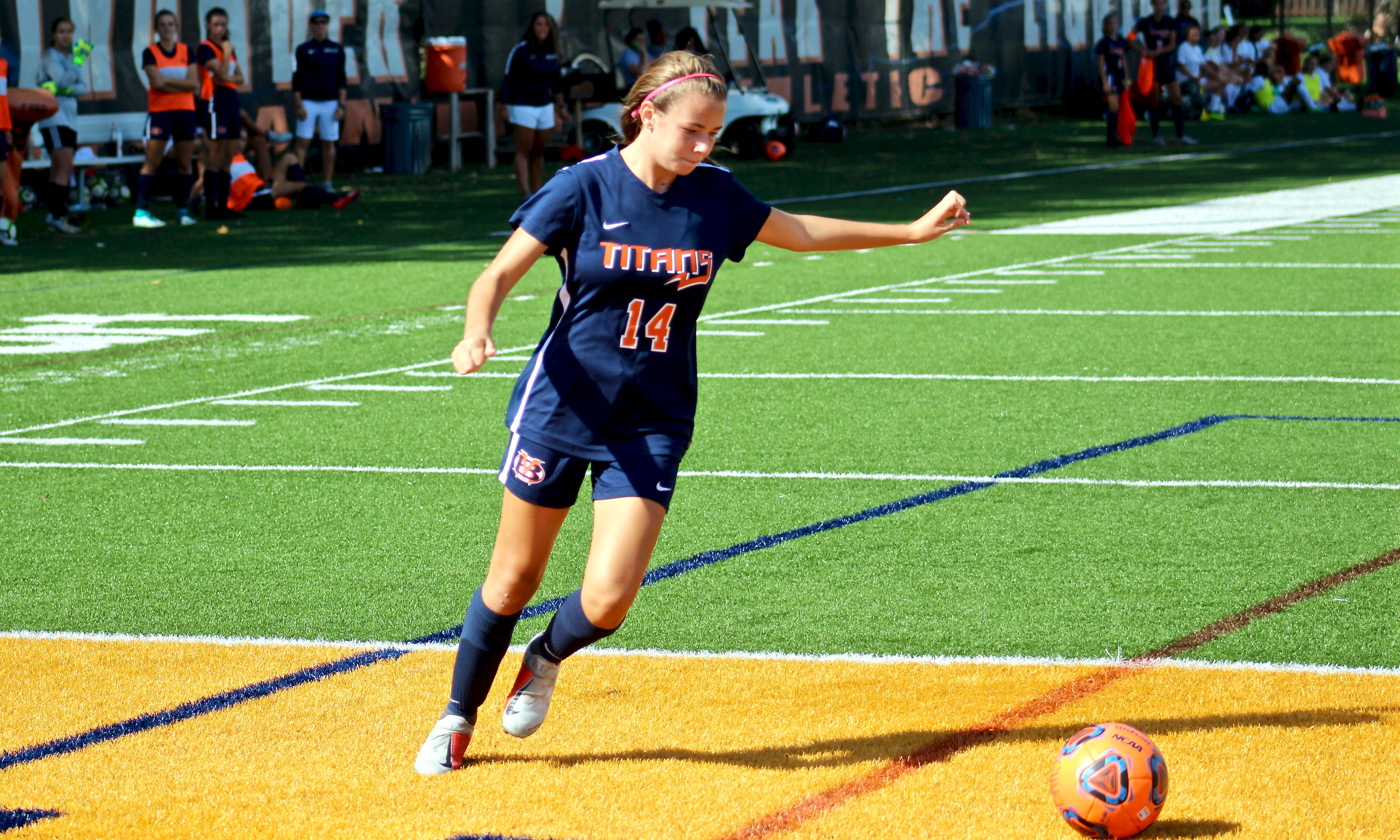 Titans Explode for Seven Goals in Win Over Valley Forge