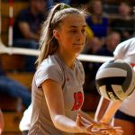 Titans Volleyball Drops Middies in Four