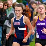 Girls Cross Country Finishes Fourth at Conference Championship