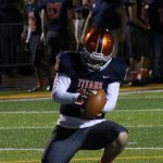 2018 Varsity Football Game 9 vs Nort Olmsted, 19 October