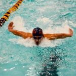 Boys Swimming Sweeps Lakewood 124-53