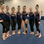 Girls Varsity Gymnastics 12/29 vs. Strongsville, North Olmsted and Brunswick