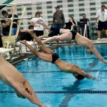 Titans Swimmers Drop to Demons