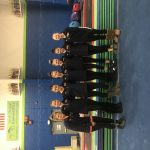 Girls Varsity Gymnastics finishes 3rd place at North Olmsted Quad