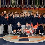 Titans Sweep the SWC Regular Season, Finish 9-0 in Conference Duals