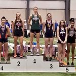 Vargo Earns All-Ohio Honors in Indoor Track and Field