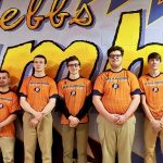 Titans Finish Eighth in State Bowling Tournament