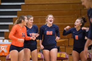 2018 Volleyball Photo Gallery