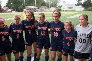 2018 Girls Soccer Photo Gallery