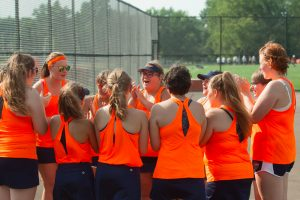 2018 Girls Tennis Photo Gallery #TitansYearInReview