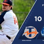Titans Win Postseason Opener Over Rhodes, 10-0