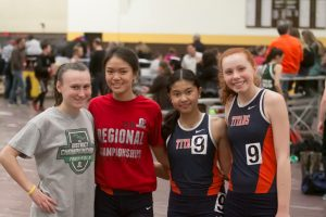 2018-19 Indoor Track Photo Gallery #TitansYearInReview