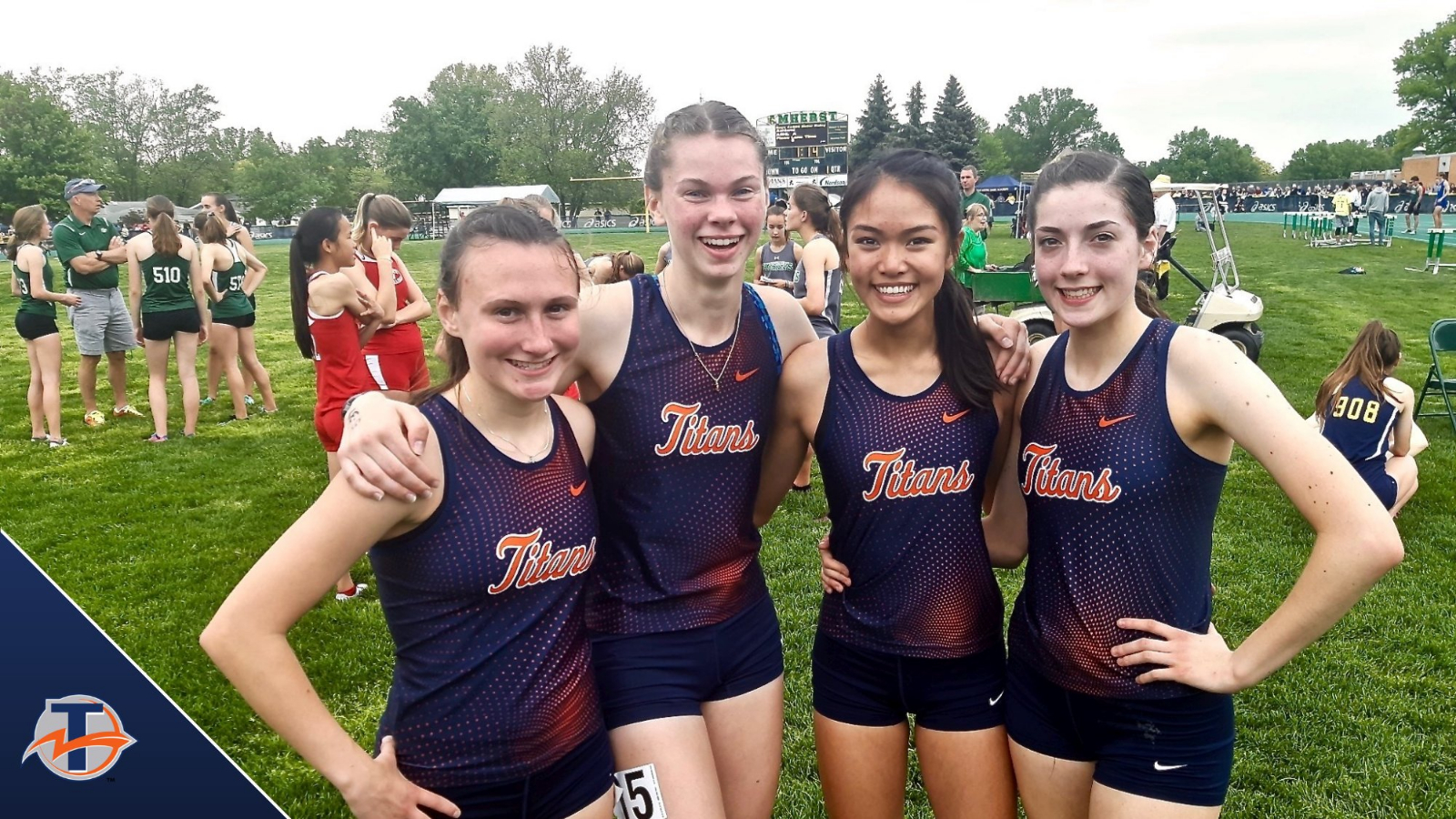 Titans Track Sends Six to OHSAA Track and Field State Championship