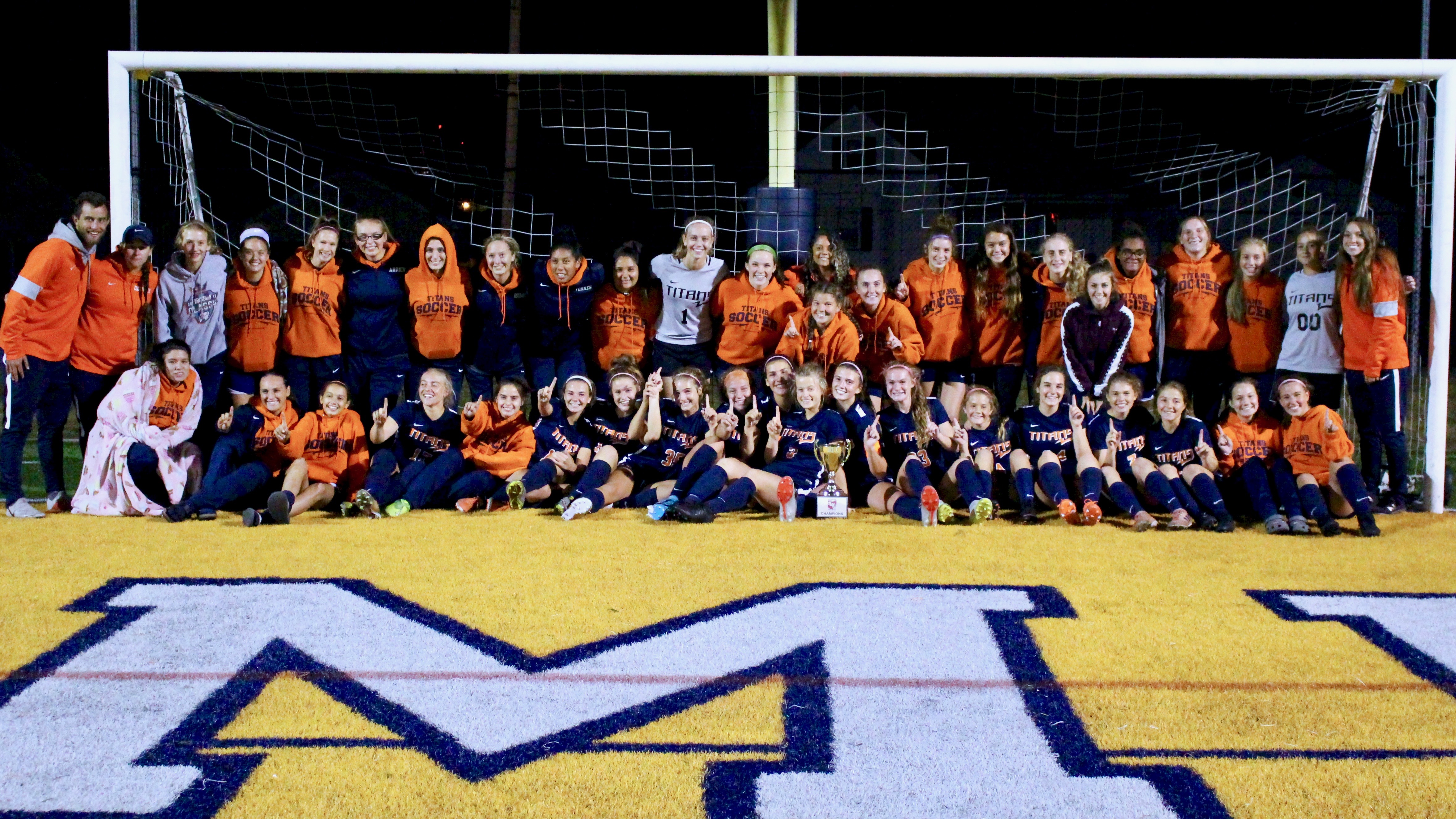 Berea-Midpark Tops North Olmsted, 3 – 0, to Win Southwestern Conference Championship