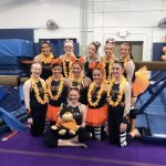 Titan Gymnasts Bring Home the Gold