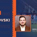 Joe Jovanovski Named Berea-Midpark Boys Soccer Head Coach