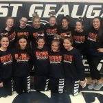 Titans Gymnasts Advance to Districts