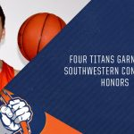 Four Titans Garner All-Southwestern Conference Honors