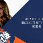 Seven Cheerleaders Recognized with All-SWC Honors