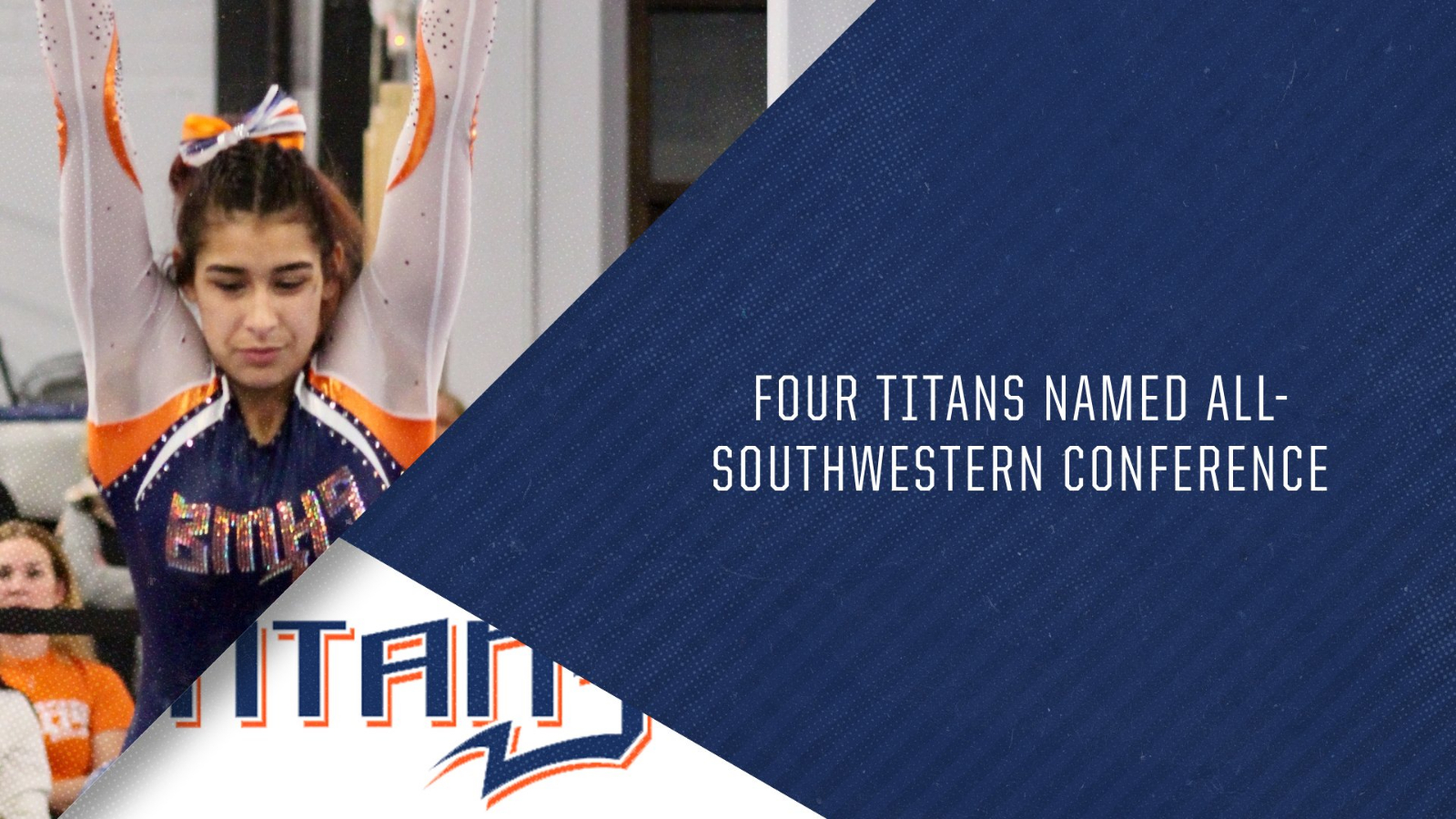 Four Titans Named All-Southwestern Conference