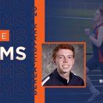 Senior Spotlight – Shane Adams